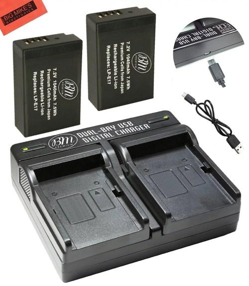 Medium Of Canon T6i Battery