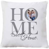 Personalized Sweet Home Family Photo Pillow - Walmart.com