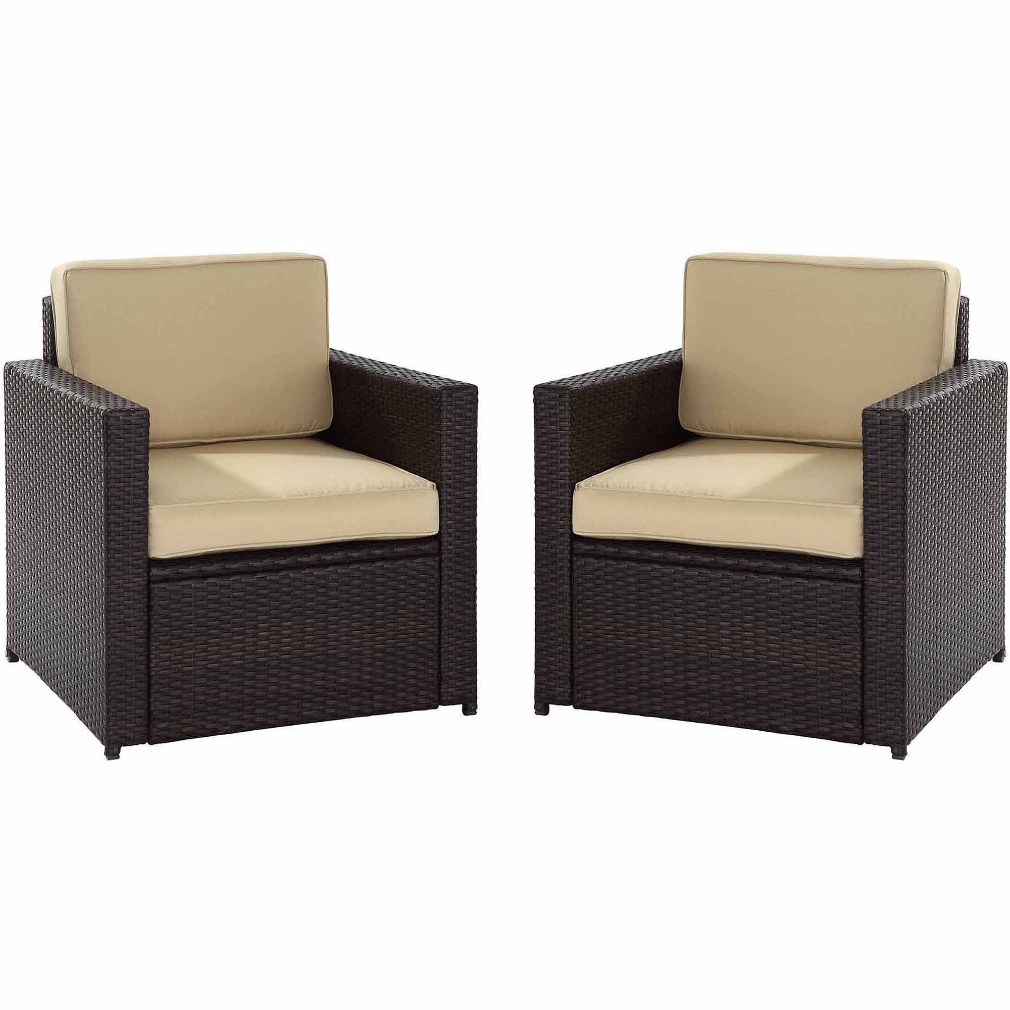 Sofa Repair Jakarta Crosley Furniture Palm Harbor 2 Piece Outdoor Wicker Seating Set