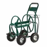 XtremepowerUS 300ft Water Hose Reel Cart Garden Outdoor ...