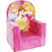 Disney Princess High-back Chair, Pink - Walmart.com