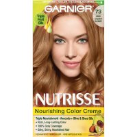 Garnier Nutrisse Nourishing Color Creme Hair Color, 73 ...