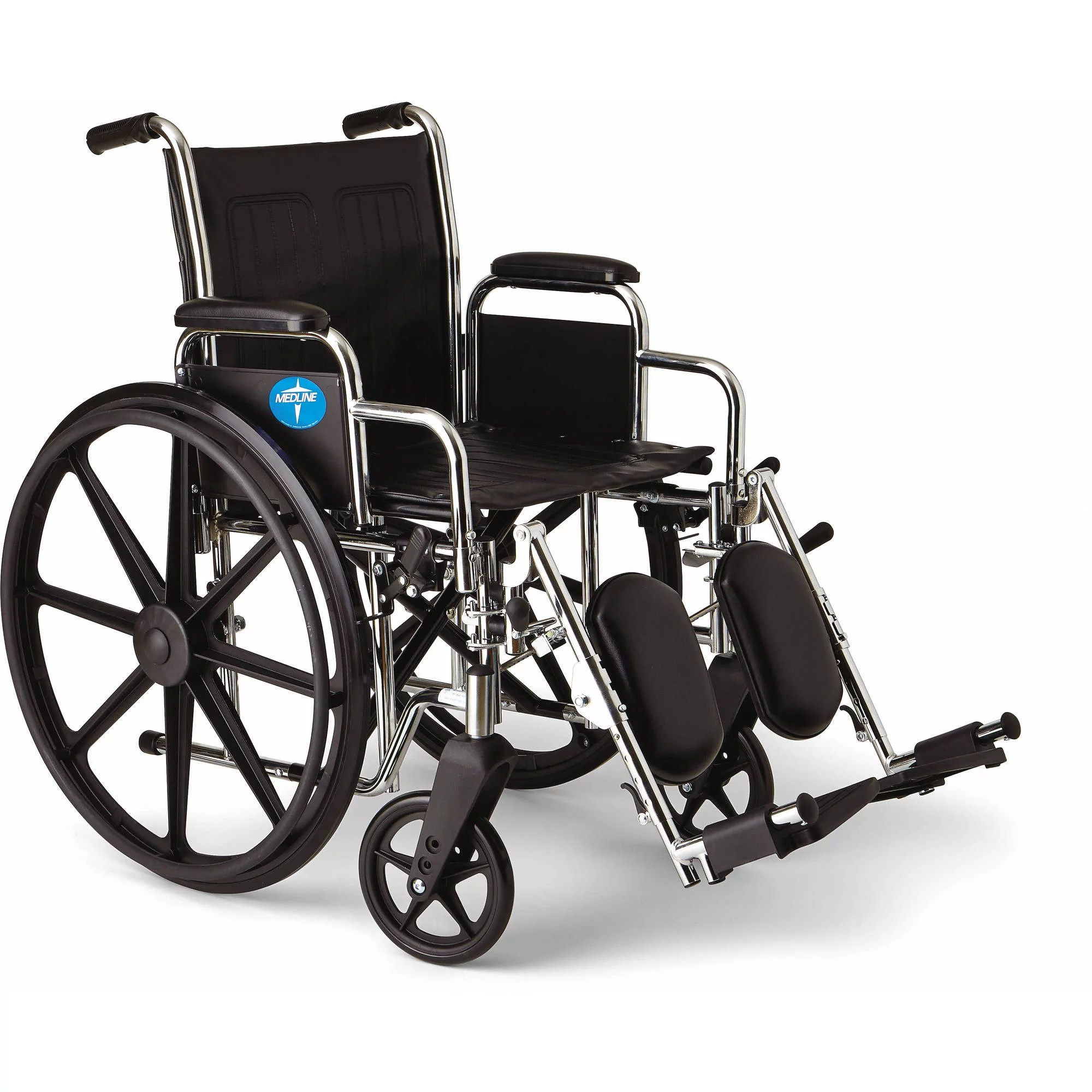 Fauteuil Roulant Manuel Weely Nov Medline Excel 2000 Deluxe Wheelchair
