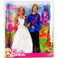 Barbie Fairytale Wedding Doll Set - Walmart.com