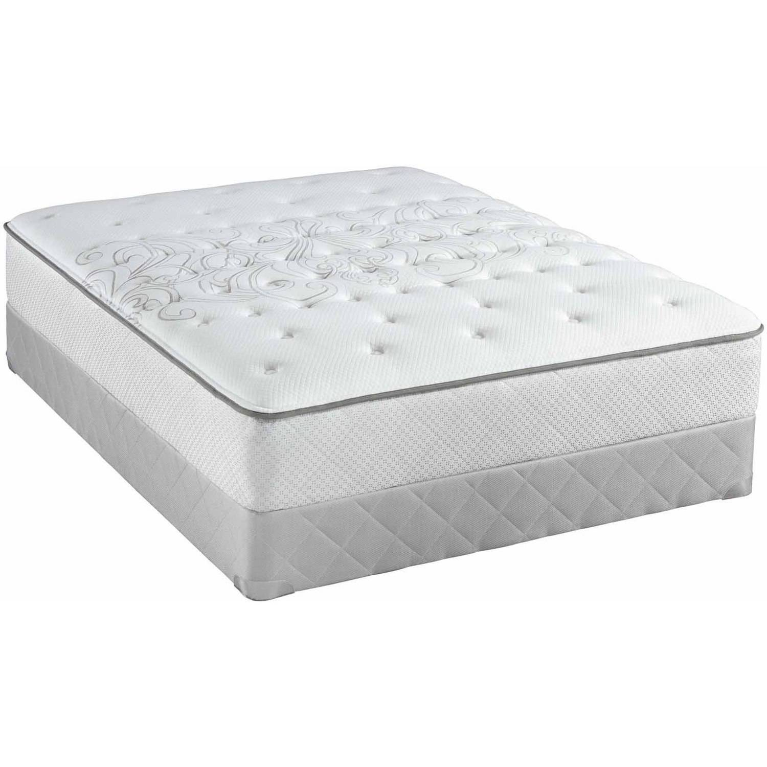 Pillow Top King Mattress Sealy Posturepedic Balderton Euro Pillowtop 14