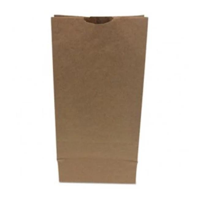 Bag Gh10500 Grocery Paper Bags Brown 10 Lbs Walmart