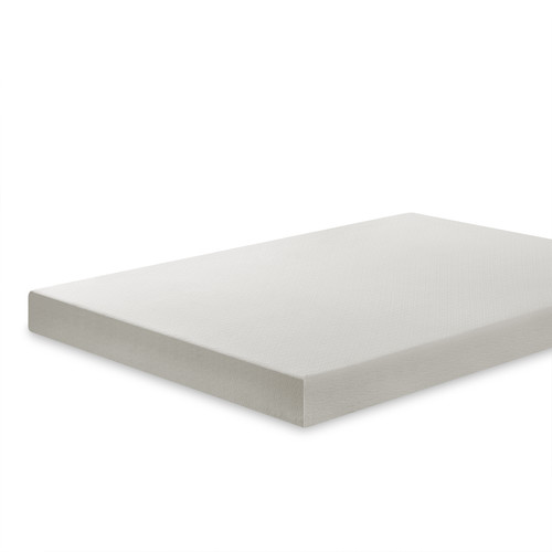 Zinus Green Tea 63939 Firm Memory Foam Mattress Walmartcom