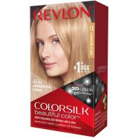 Revlon Colorsilk Beautiful Color Permanent Hair Color, 73 ...