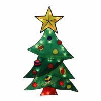Northlight Seasonal 31740187 Lighted Shimmering Christmas ...