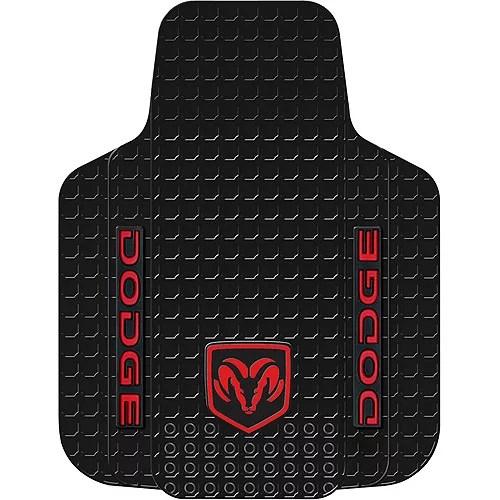 Plasticolor Dodge Pickup Floor Mat Black Walmartcom