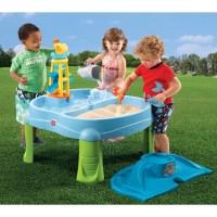 Step2 Sandbox Splash n' Scoop Water Sand Play Table Cover ...