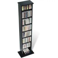 Prepac Slim Multimedia Storage Tower - Walmart.com
