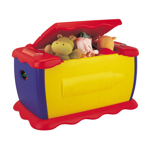 Little Tikes Giant Toy Chest Pink Walmart