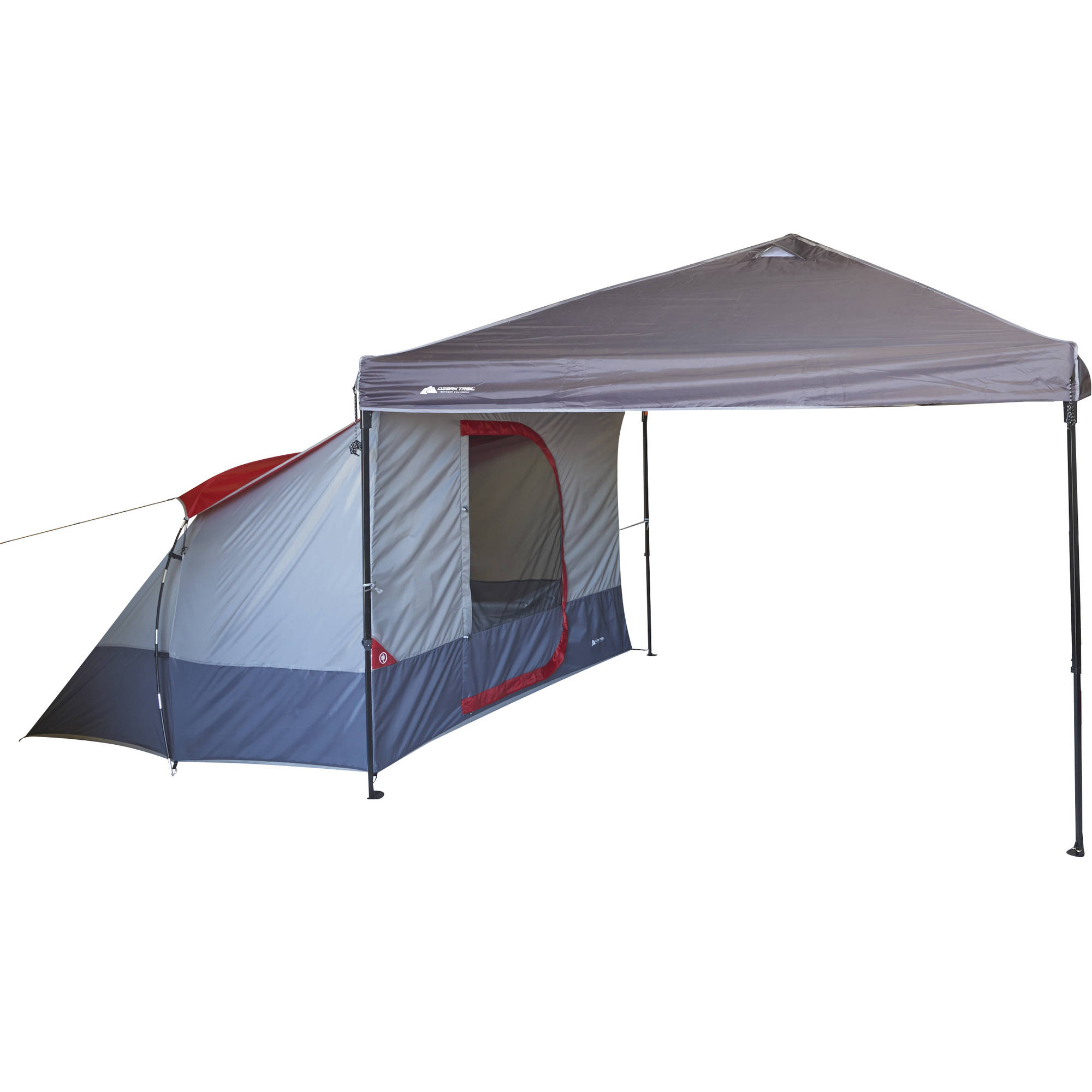 4 Camping Ozark Trail 4 Person 9 X 7 Ft Connectent For Straight Leg Canopy