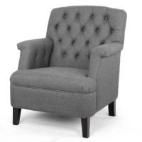 Baxton Studio Jester Arm Chair - Walmart.com