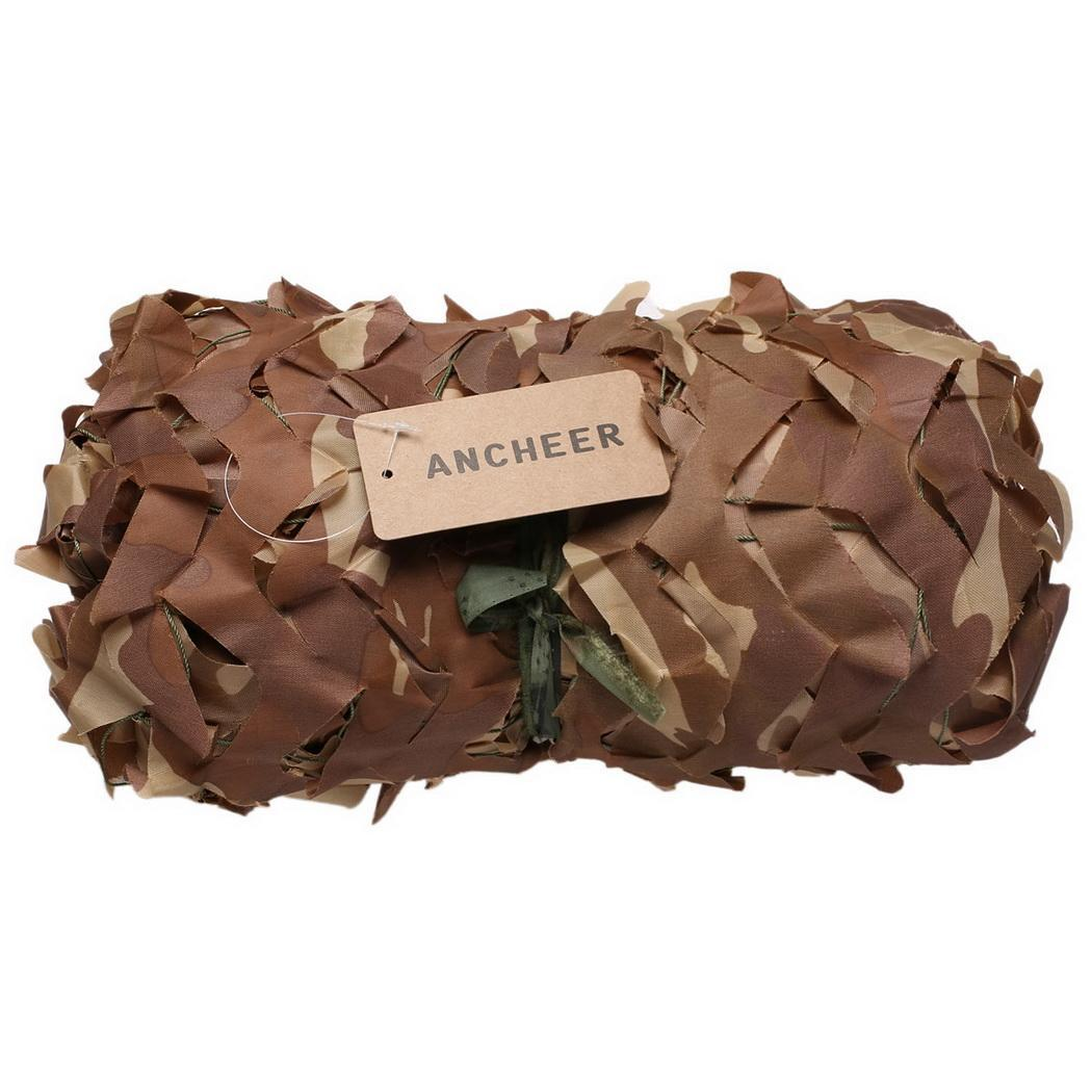 2m X 3m Hifashion 2m X 3m Woodland Camouflage Netting Camping Military