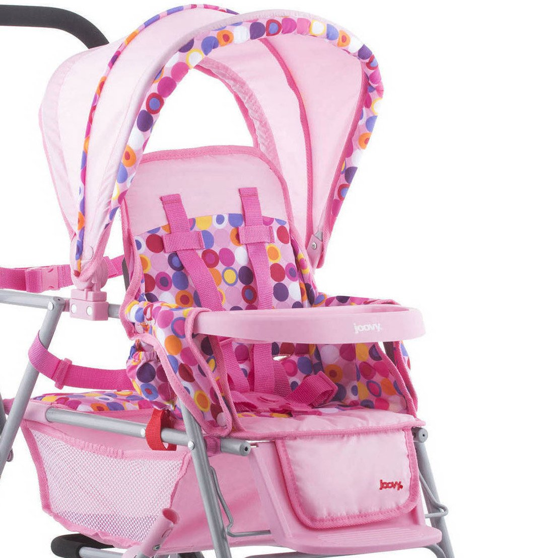Toy Buggy With Car Seat Joovy Caboose Toy Stroller Baby Doll Stroller Pink