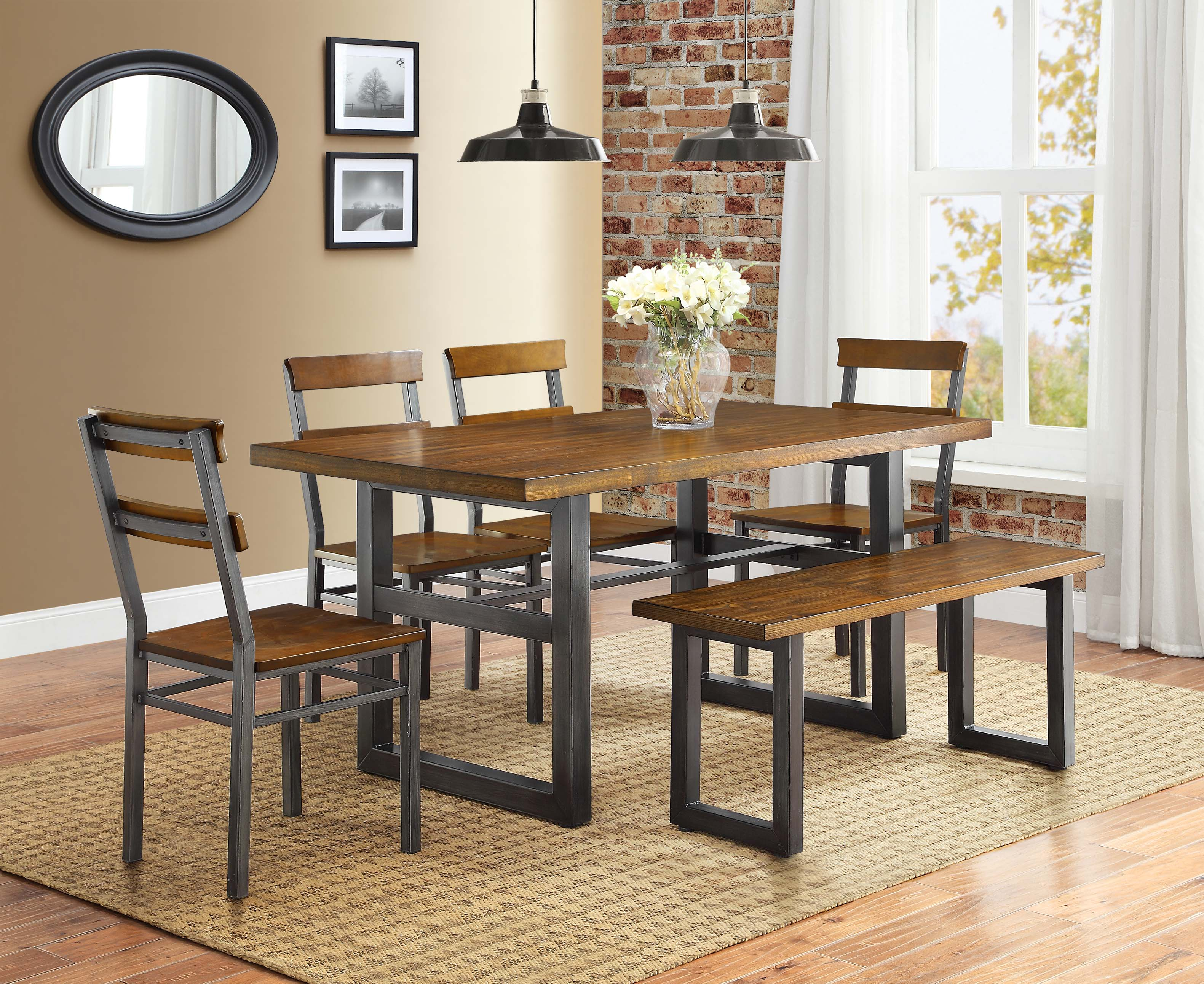 Better Homes And Gardens Mercer Collection Walmartcom