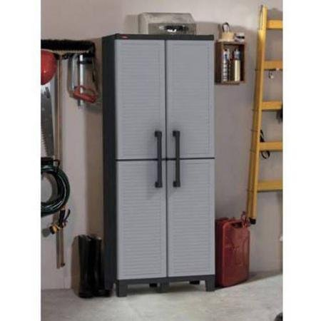 Keter Space Winner Metro Storage Utility Cabinet Indoor