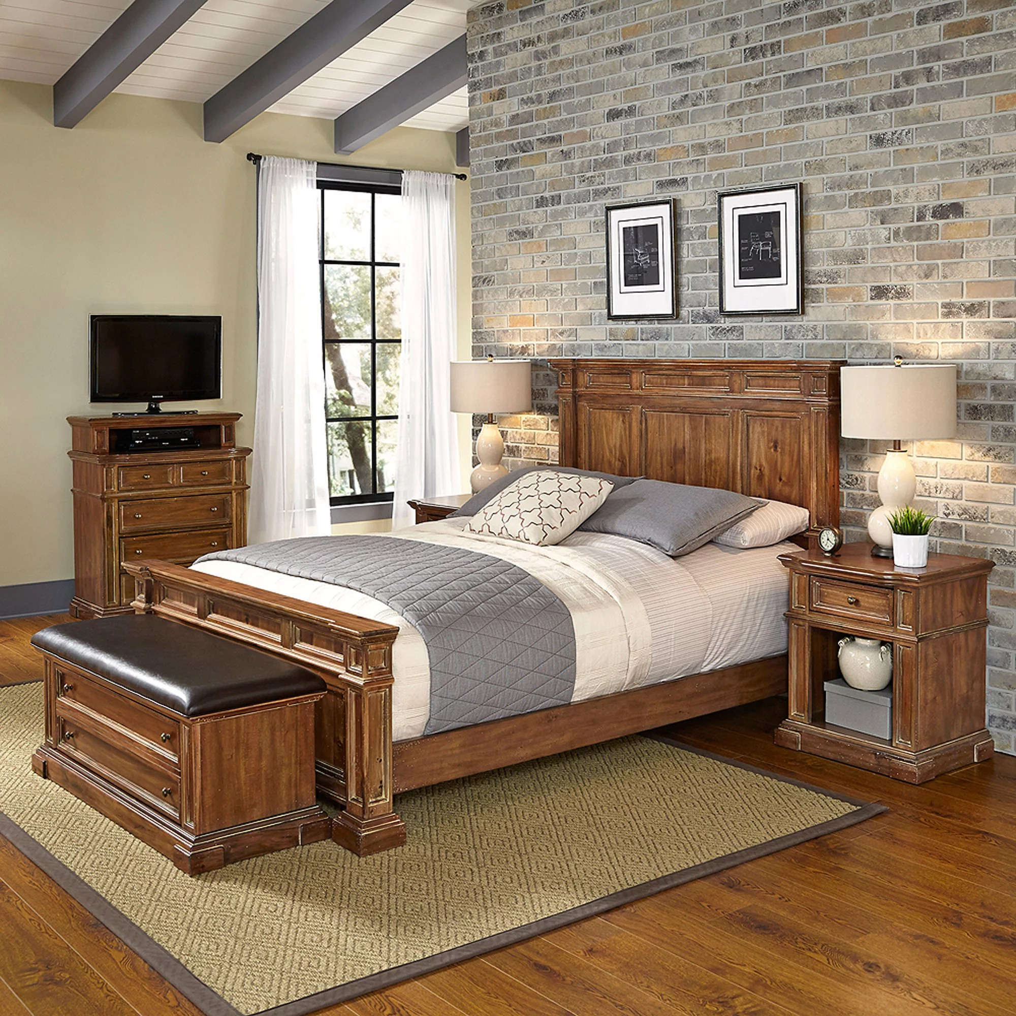 Two Bedroom Set Bedroom Sets Walmart