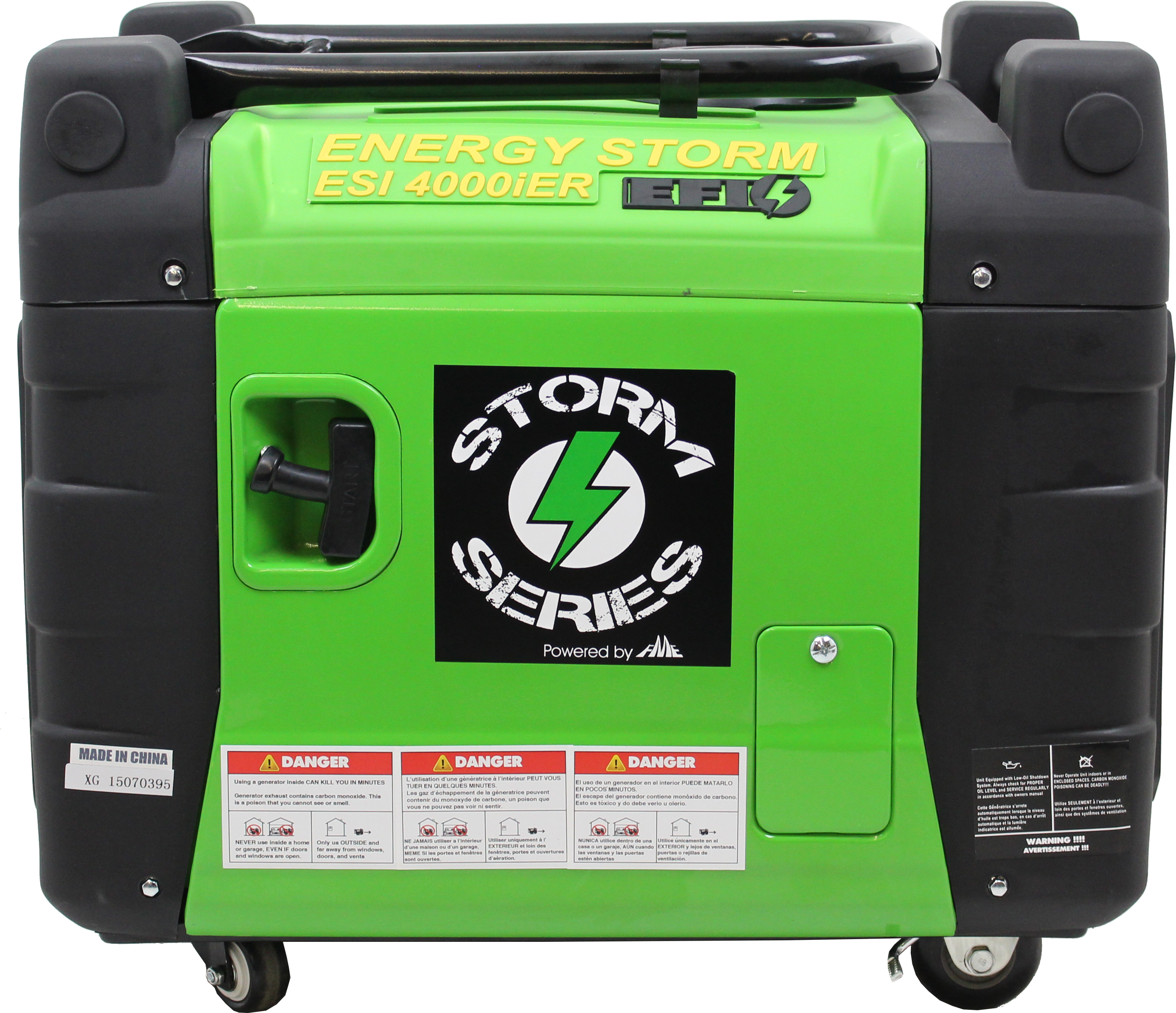 Pouf Exterieur Canadian Tire Energy Storm Esi4000ier Efi Features Remote Electric Start Stop Electronic Fuel Injected Gasoline Powered Digital Inverter Generator 50 State And