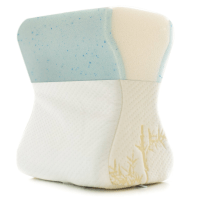Milliard Cooling Gel Leg and Knee Pillow + Ultra Soft ...