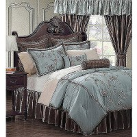 EverRouge Amaryllis 24-Piece Room in a Bag Bedding and ...