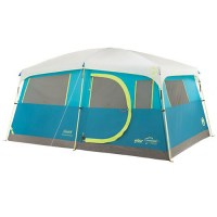 Coleman 8-Person Tenaya Lake Fast Pitch Cabin Tent with ...