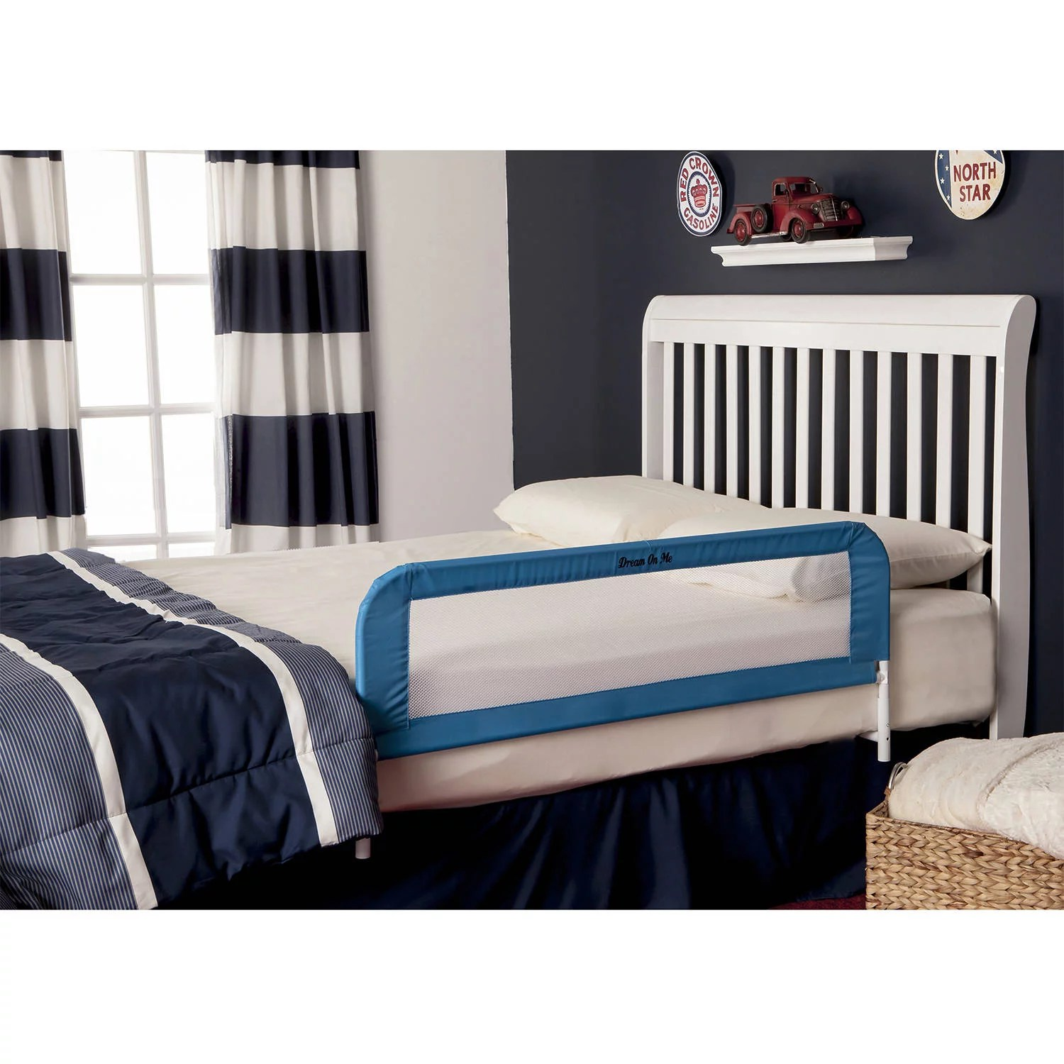 Bed Aids Dream On Me Adjustable Bed Rail