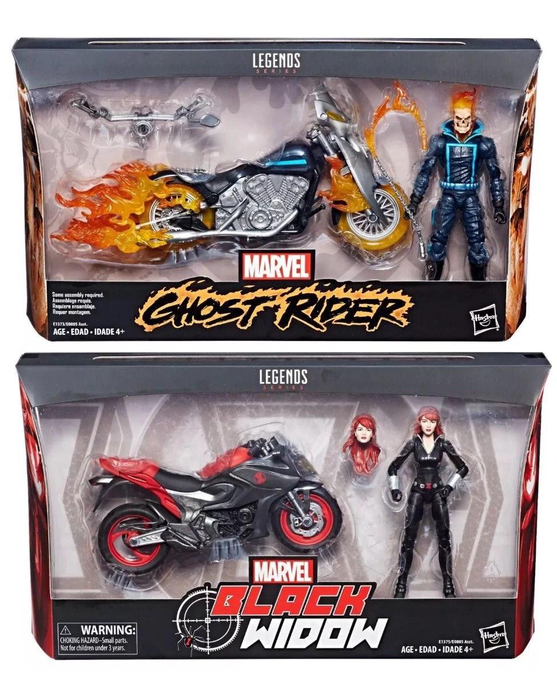 Marvel Legends Infinite 6 Inch Action Figure Riders Series