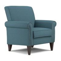 Jean Arm Chair in Linen, Multiple Colors - Walmart.com
