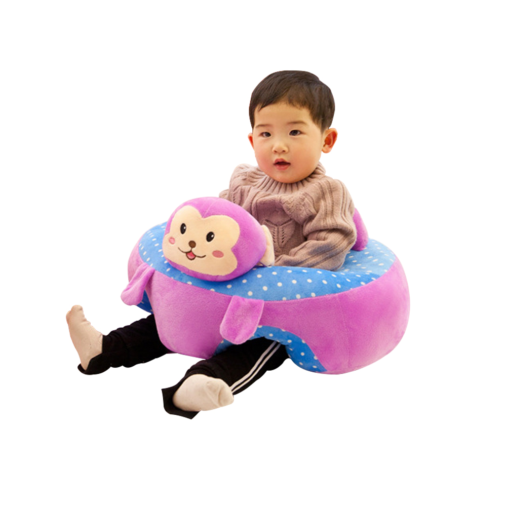 Infant Learning Chair Baby Learning Sitting Seat Infant Baby Learning Sitting Chair Portable Seat Children S Plush Toy