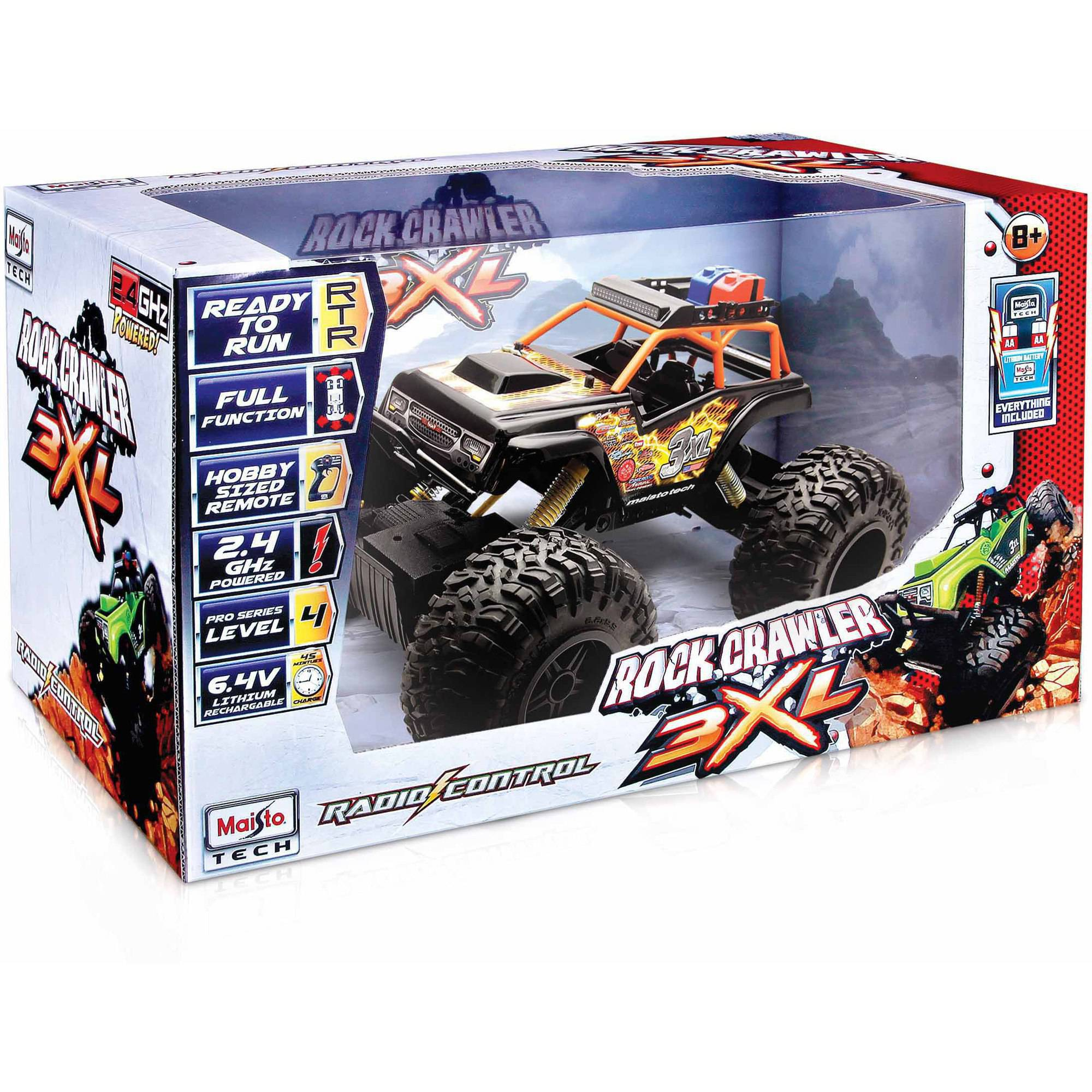 Car Rc Rock Crawler 3xl Rc Car