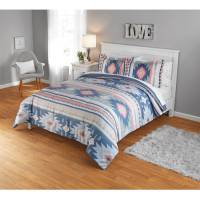 your zone aztec comforter set - Walmart.com