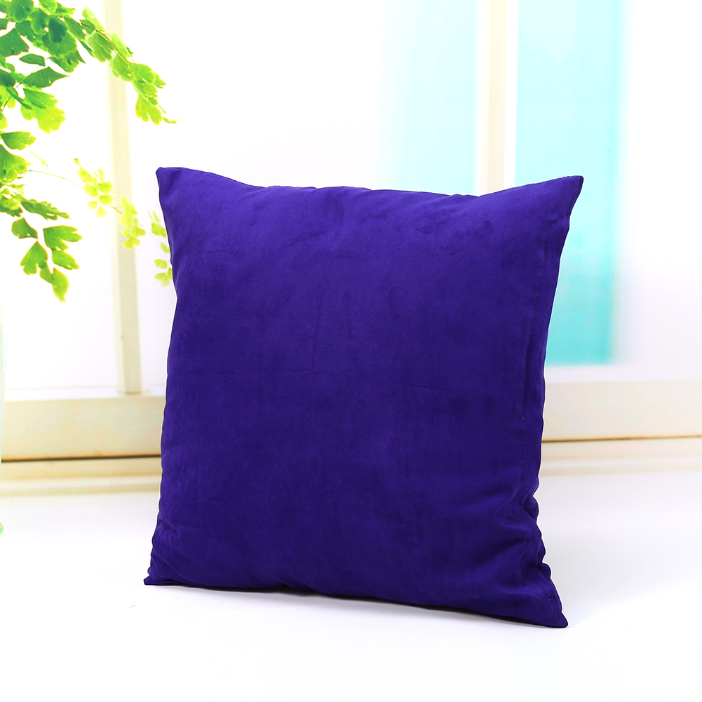 Lounge Throw Vbestlife Solid Color Cotton Canvas Cushion Cover Home Decor Throw Pillow Case Lounge Throw Pillow Cover Cushion Cover