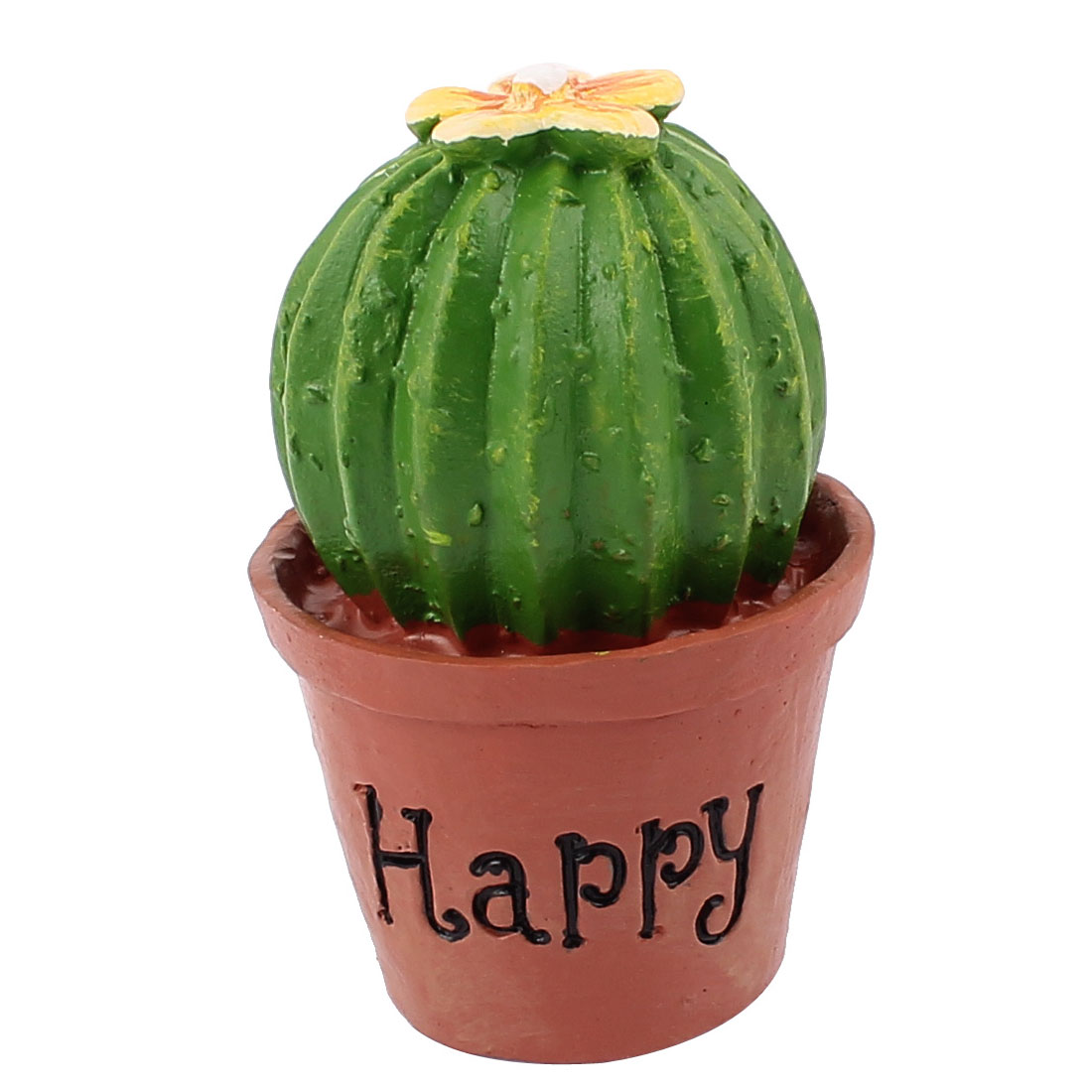 Cactus Planting Pots Unique Bargains Home Desk Decor Resin Simulative Ball Cactus Plant Pot Bonsai Green