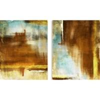 Rustic Hues S/2, 14X18 Canvas Wall Art - Walmart.com