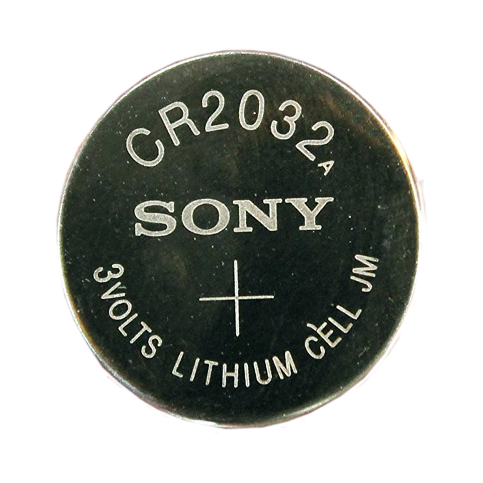 Cr2032 Battery Cr2032 Sony 3 Volt Lithium Coin Cell Battery