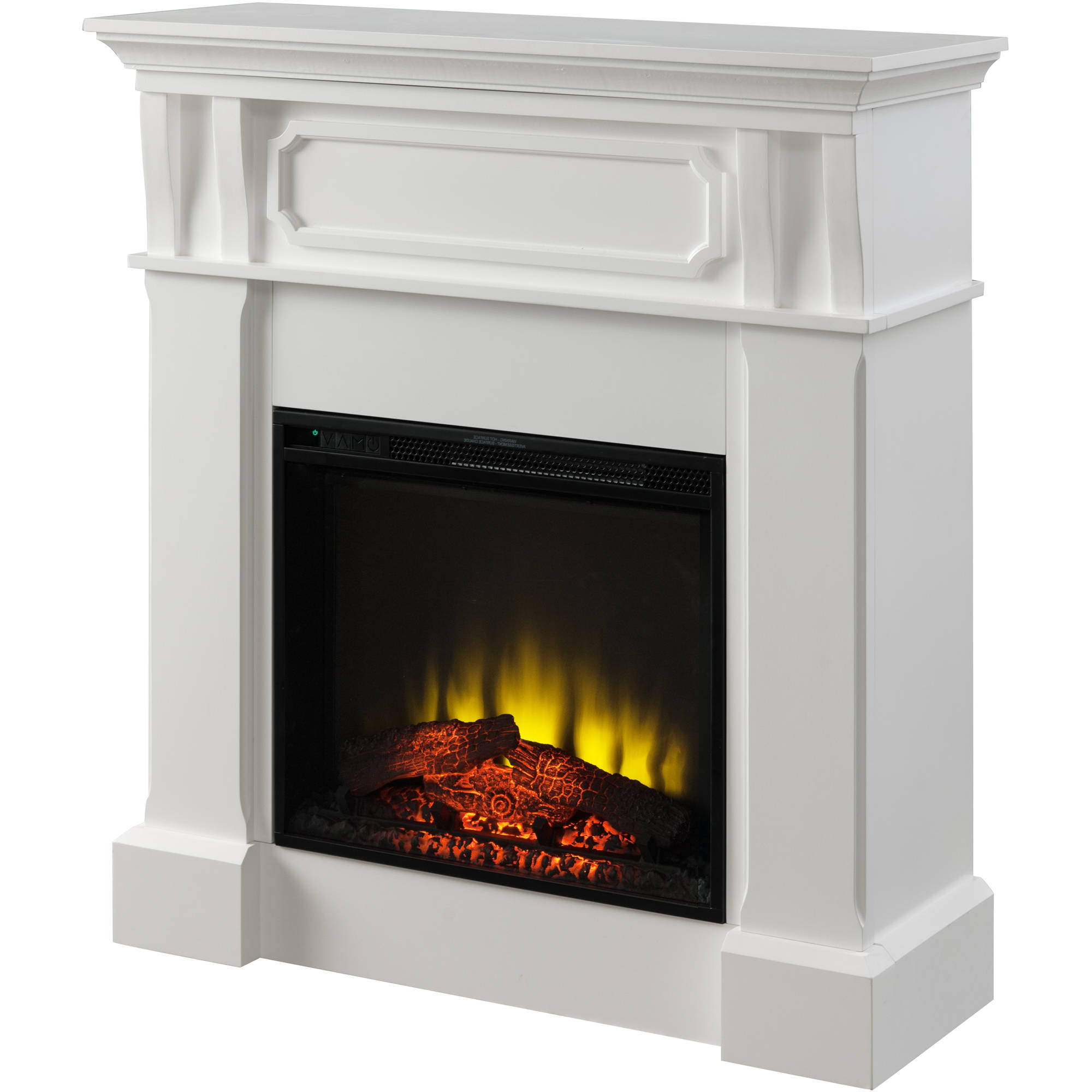 Walmart Black Electric Fireplace Electric Fireplaces Walmart
