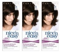 Clairol Nice n Easy Hair Color #79 Dark Brown, UK Loving ...