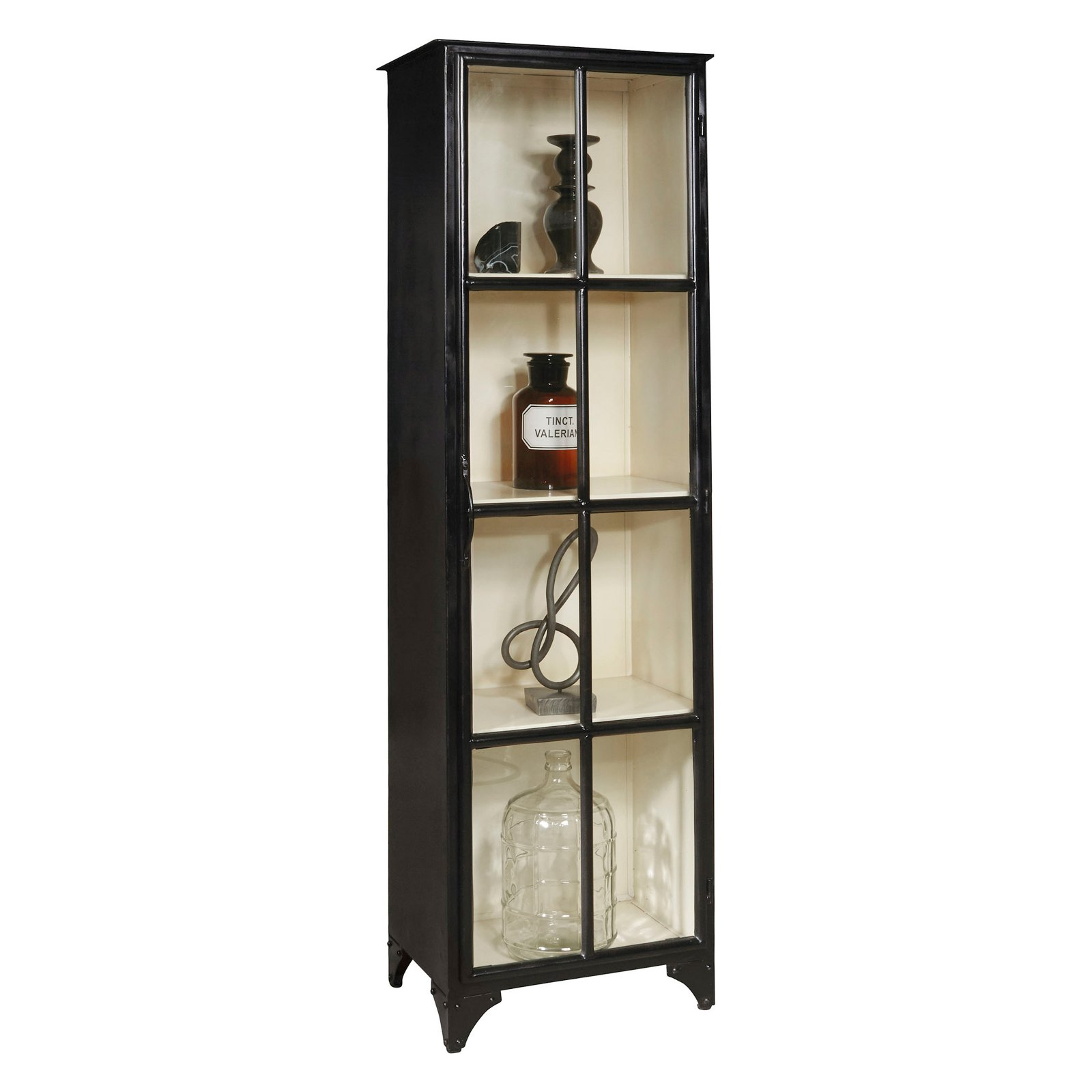 Etagere Cd But Right2home Sunset Park 4 Shelf Display Etagere