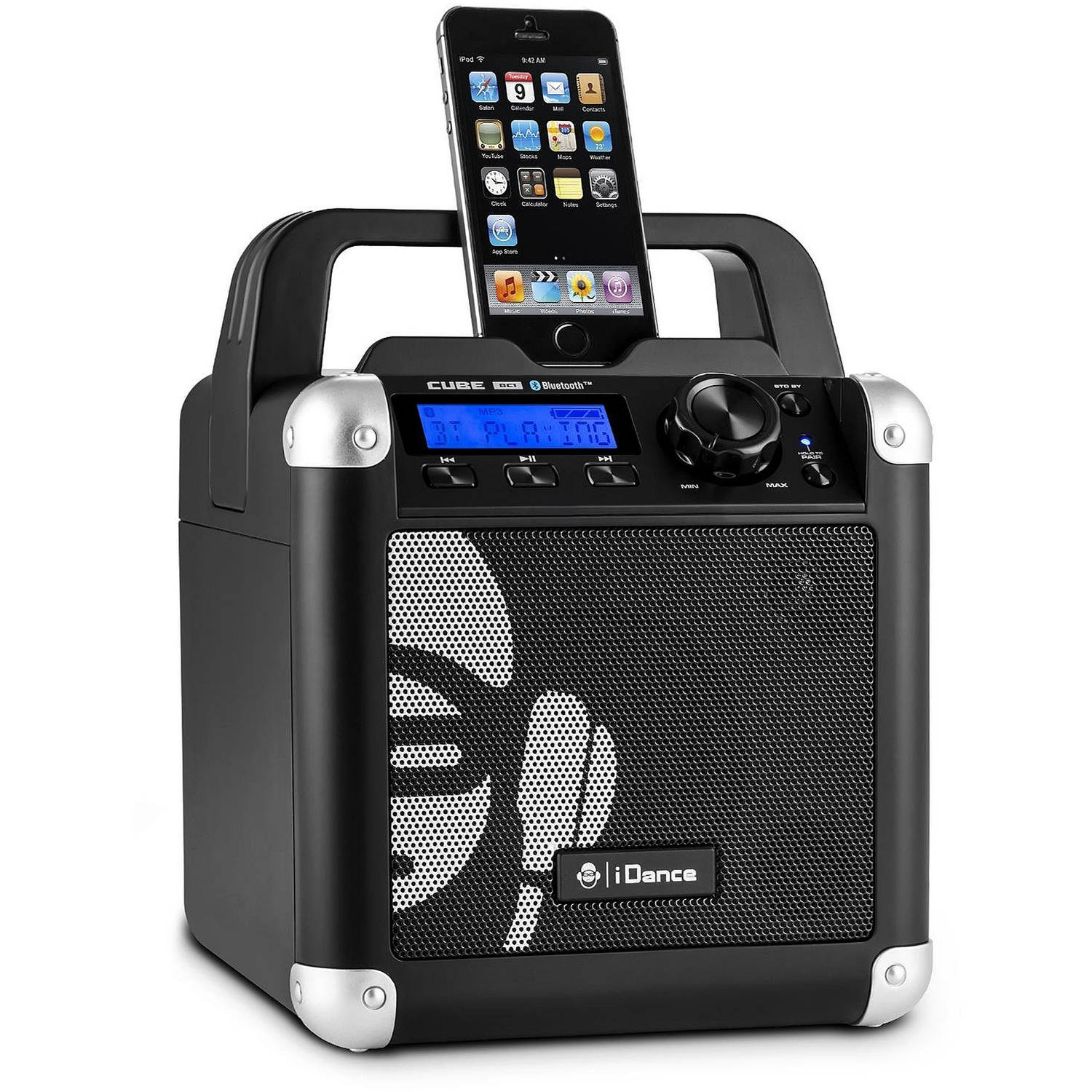 Trolley Lautsprecher Idance Britelite Idance 50 Watt Portable Bluetooth Speaker