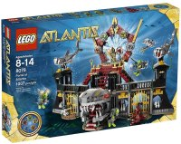LEGO Atlantis Portal of Atlantis Set #8078 - Walmart.com