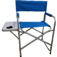 World Famous Sports Directors Chair with Table - Walmart.com