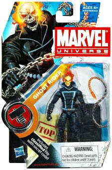 Marvel Universe Series 10 Ghost Rider Action Figure