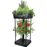 Flambeau 6520TG-DS Upside-Down Patio Garden, Large ...