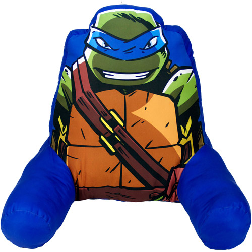 Teenage Mutant Ninja Turtles Backrest Plush Pillow