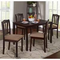 Metropolitan 5-Piece Dining Set, Multiple Colors - Walmart.com