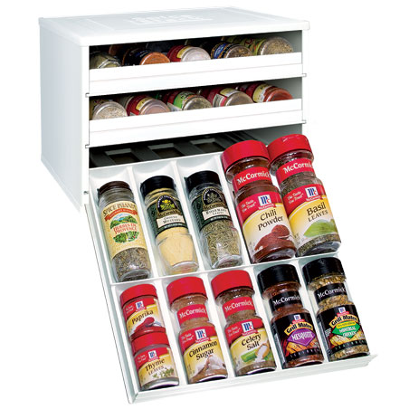 Youcopia Chef39s Edition 30 Bottle Spice Rack Walmartcom