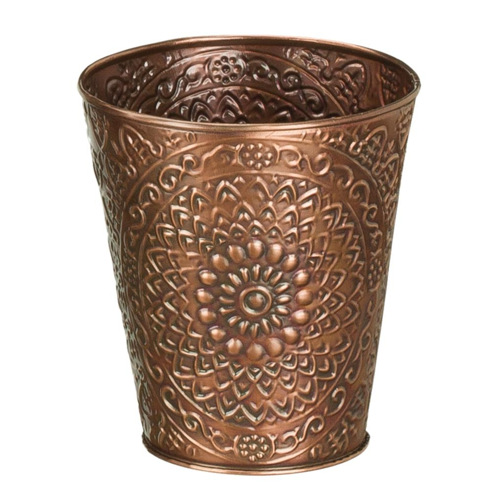 Regal Art And Gift 20292 Tapered Planter 4 Quot Medallion - Weies Metallregal Good Regal Medallion Series Cclamp Traditional